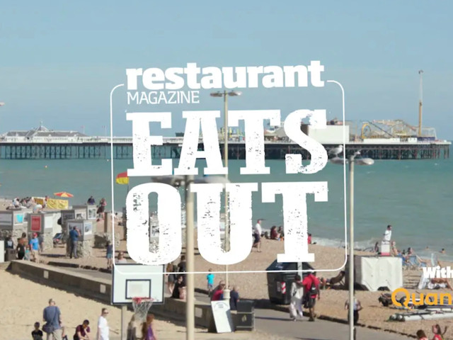 RESTAURANT MAGAZINE - EATS OUT
