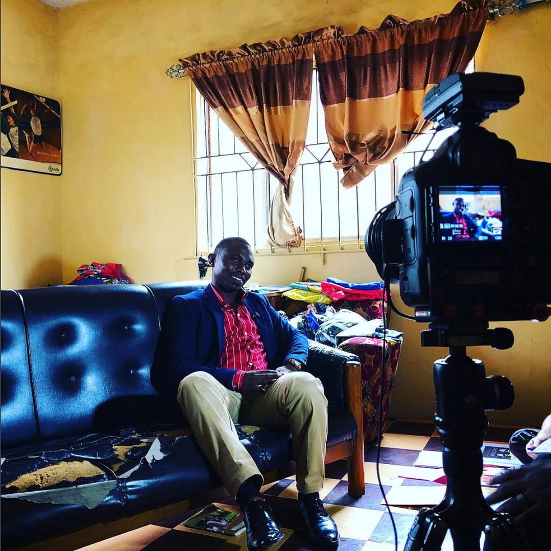 Capturing research interviews in Nigeria
