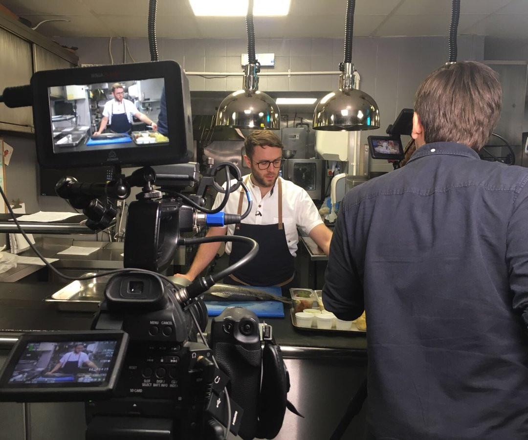 Filming Adam Reid in his kitchen.jpg
