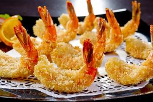 Crevettes aux Crousti' CornFlake