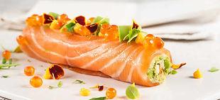 Roulé-de-saumon-farci-de-mousse-de-poiss