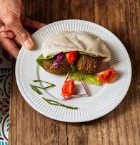 Kit pour pita aux boulettes kefta