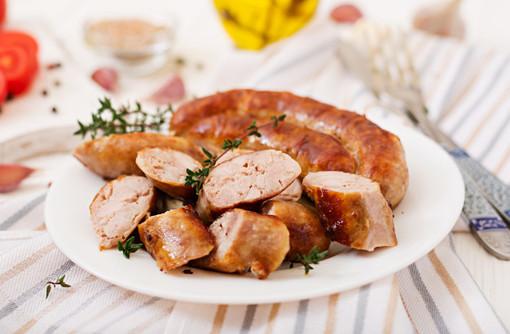 Saucisses Saveurs Piment D'Espelette
