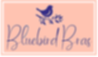 Bluebird Bras Text Logo with Box Frame 3