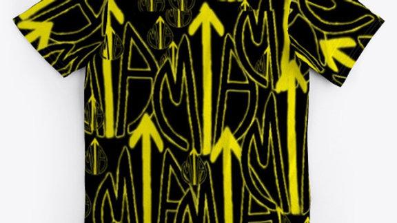 MTA Black Logo Shirt