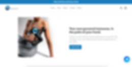 Recover Tech Website by Banni Digital