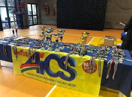 Coppa Regione Toscana AiCS - La Danza 23 Febbraio 2020