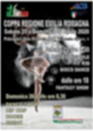 la Danza AICS - Coppa Emilia Romagna 25-