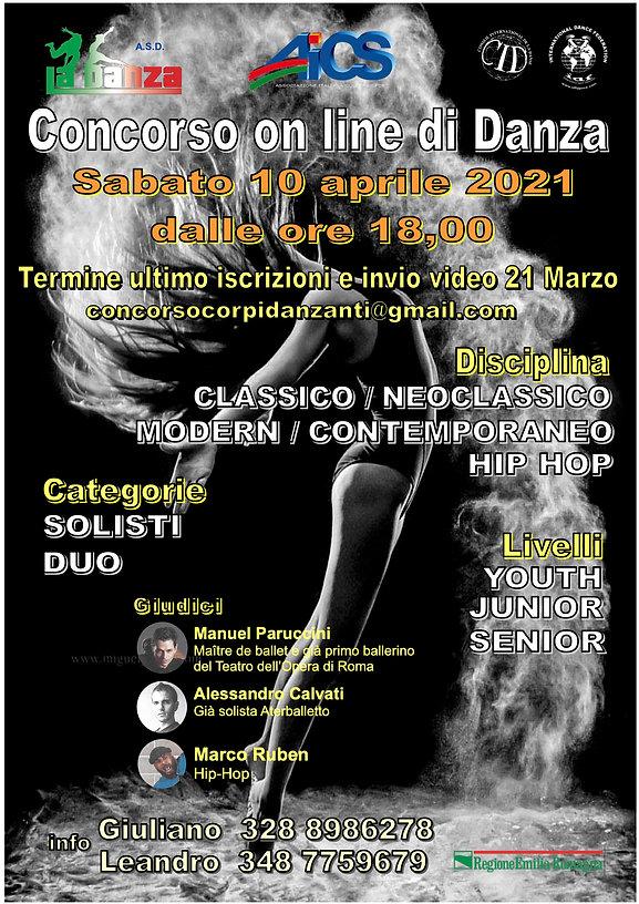 LA_DANZA-locandinaCorpiDanzanti_10aprile