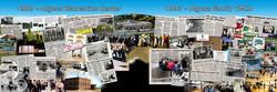 YMCA history photo montage