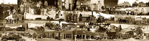 History panel, photo montage