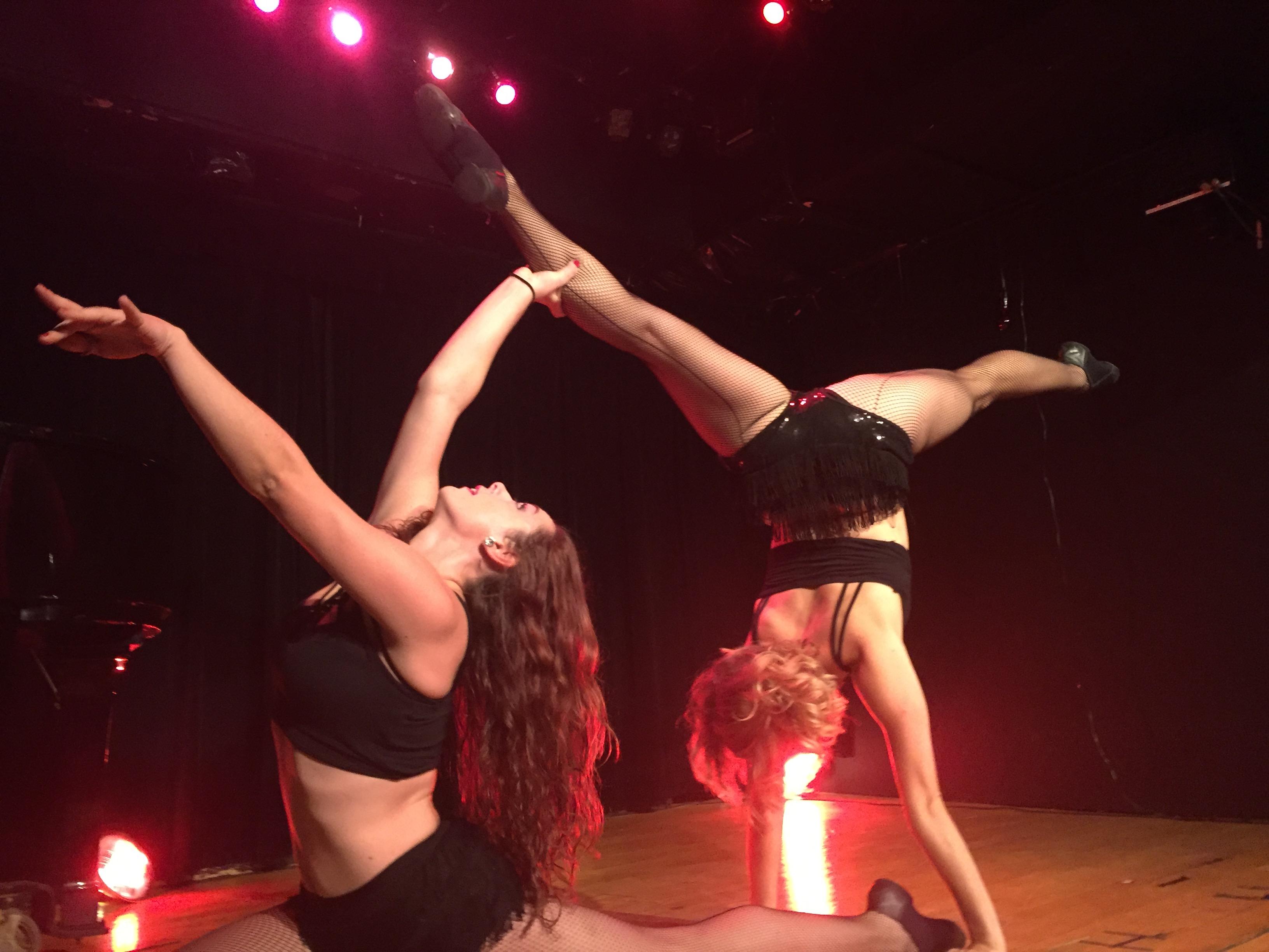 Guilty Pleasures Cabaret at The Duplex