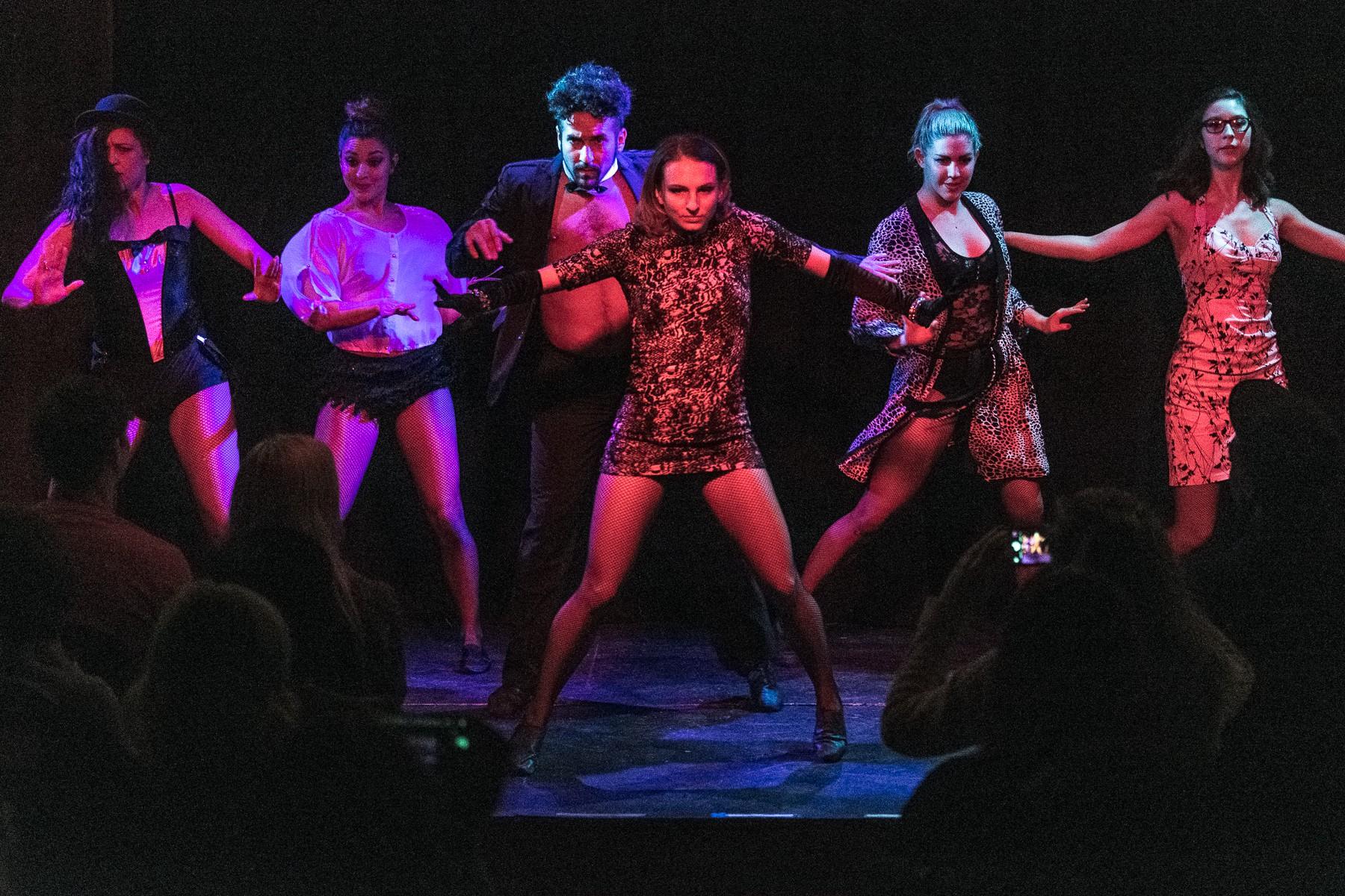Guilty pleasures Cabaret_Denver