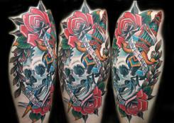 Joseph Caram _ Guru Tattoo - San Diego,