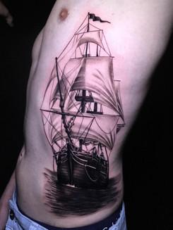 Leo Faravon - Guru Tattoo _ San Diego, C