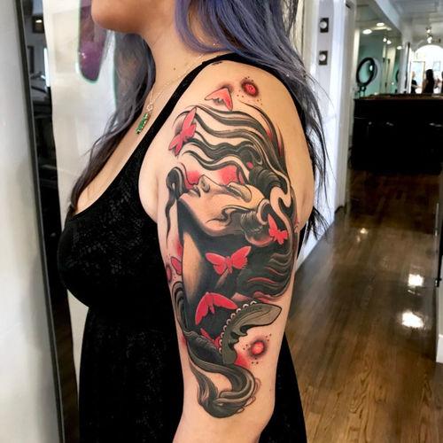 Patrick Sweeney _ Guru Tattoo - San Dieg