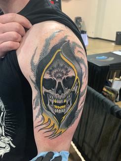 Josh Weeks _ Guru Tattoo - San Diego, CA