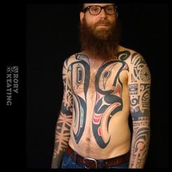 Rory Keating _ Guru Tattoo - San Diego,