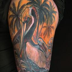 Nathaniel Gann _ Guru Tattoo - San Diego