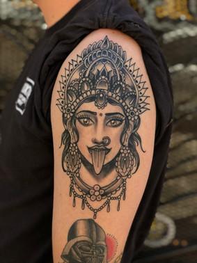 Lorenzo Gomez _ Guru Tattoo - San Diego,