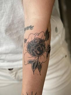 Peony Flower Black Ink.jpg