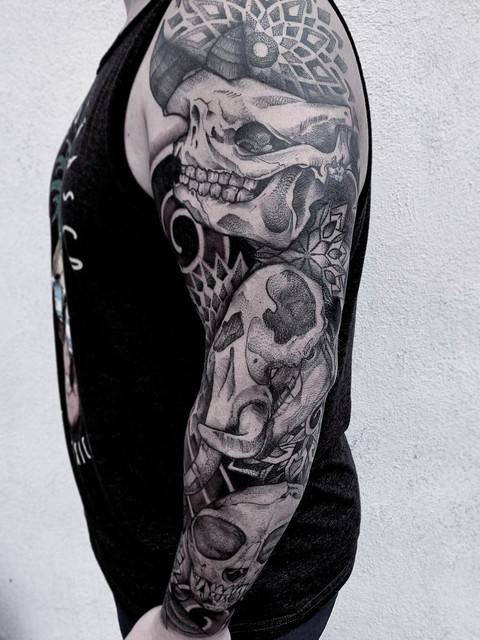 Skulls and Mandala Sleeve.jpg