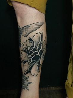 Blackwork Peony Tattoo.jpg