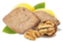 hazelnuts, walnuts, fresh eggs, lemon zest