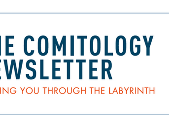 Comitology Newsletter #67, November-December 2020