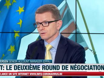 EPPA's Morten Petersen on LN24 News channel - Brexit & Future Relations