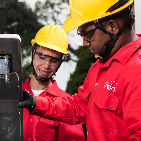 Control de Acceso - Atanasio Girardot - Grupo Unión