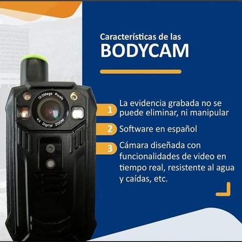 Bodycams - Grupo Unión