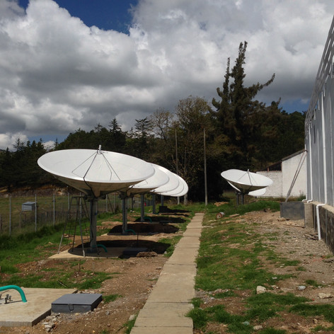 Cabecera IPTV - Grupo Unión