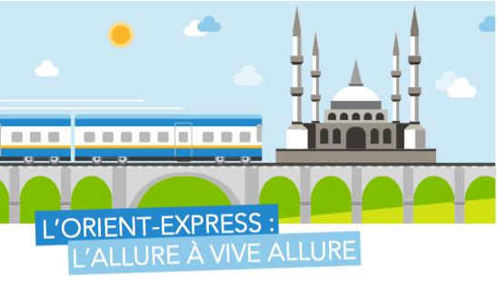 SNCF Inoui - Une histoire filante