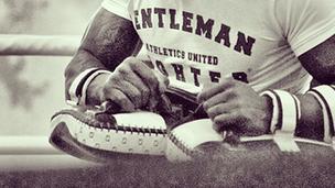 Gentleman Fighters - Branding qui tabasse