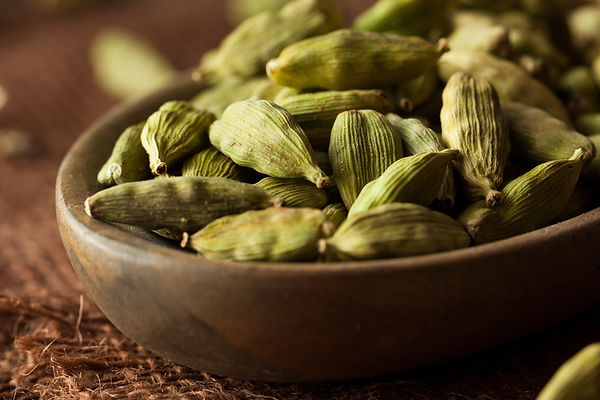 Raw Organic Cardamom Pods Ready to Use.j