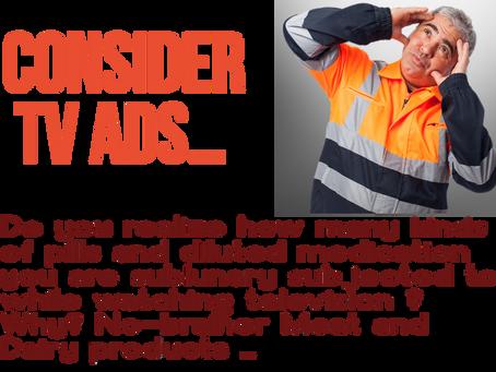 Consider TV Ads...