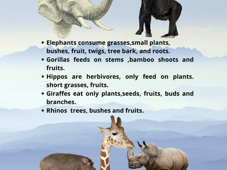 These Beasts are Vegans