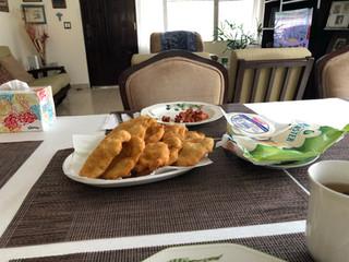 Hojaldras – A Panama breakfast