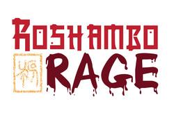 Roshambo Rage Logo
