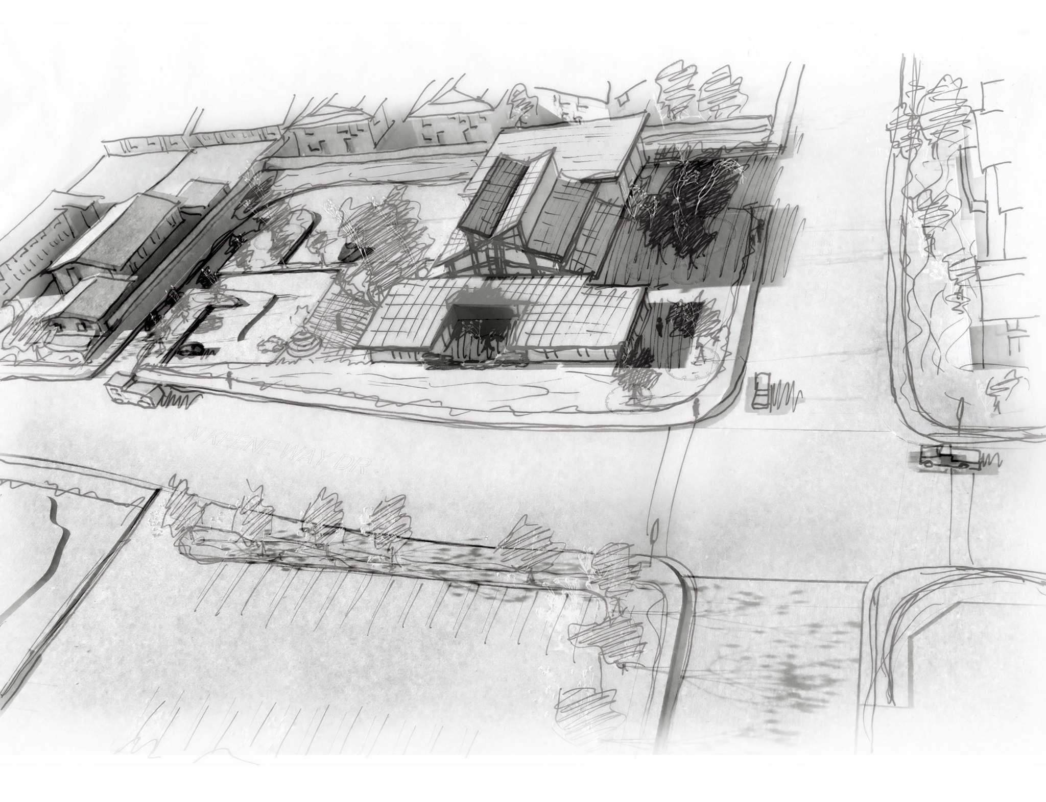 Axon Sketch