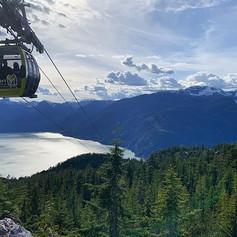 Gondoloved the view 🚡 #seatoskygondola