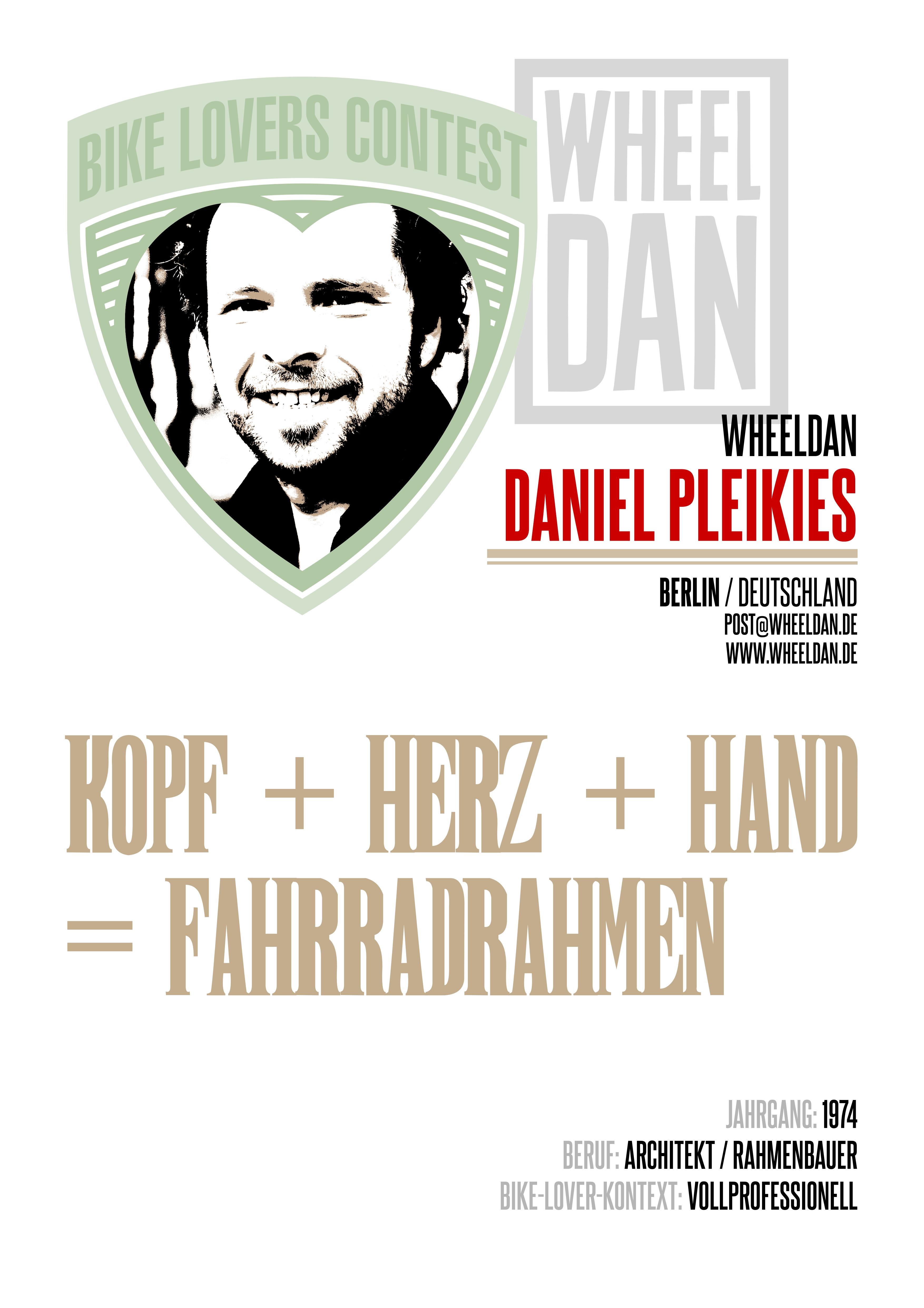 Plakat Wheeldan