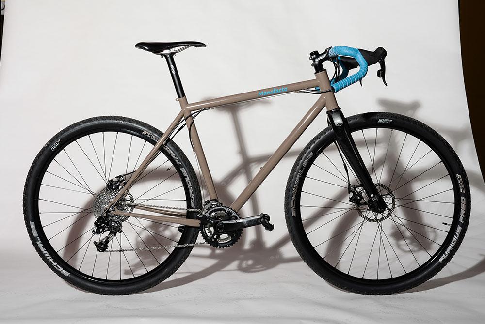 Bikecross, Velo Manofacto
