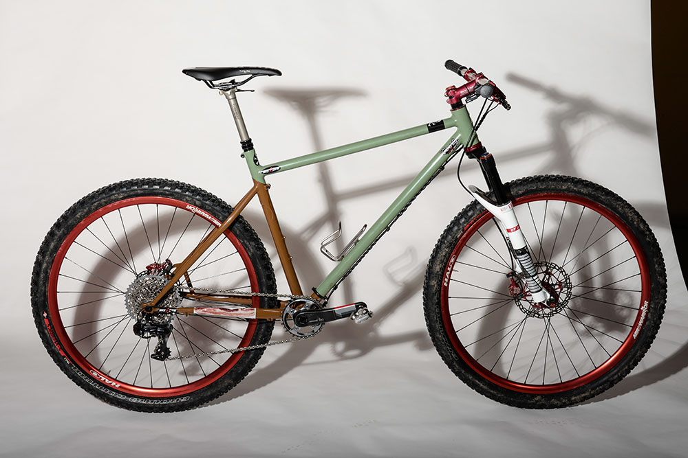 Malu 1, Bikezone