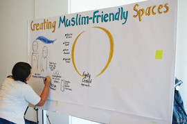 Creating Muslim-friendly spaces