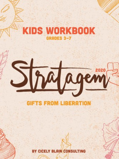 DIGITAL Stratagem Kids Workbook