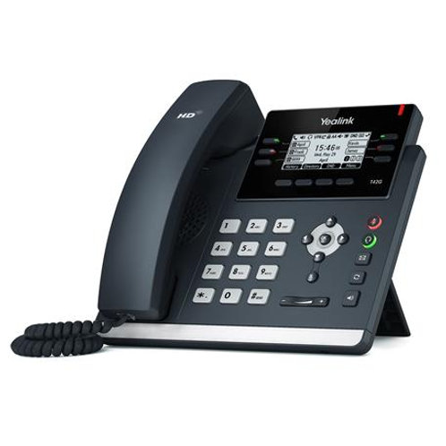 Yealink T42G Gigabit IP Phone (w/o PS)
