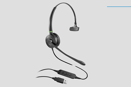 VT6909 USB Wired Noise Cancelling Headset