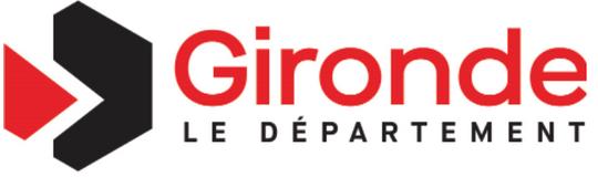 Logo département de la Gironde - Sponsor Vélo Club Pays de Langon